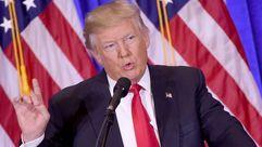 Sigue en directo laprimera rueda de prensa de Trump en seis meses