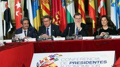 La VI Conferencia de Presidentes, en imágenes