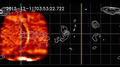 Japón detecta una enorme anomalía en Venus