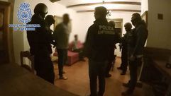 Detenido en Málaga un líder de la camorra napolitana