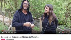 El canal de Youtube del director del parque de Fuentes del Narcea, Ibias y Degaña