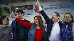 Caballero: «Susana Díaz es lo mejor que hay en este partido»
