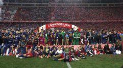 La final será en el Calderón