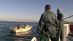 En el mar también hay Guardia Civil