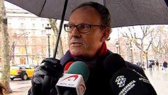 Pascual Vives: «Sigo pensando que Urdangarin no va a entrar en prisión»