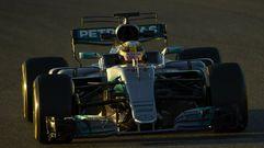 Así son los coches de esta temporada en la fórmula 1