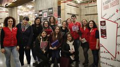 Ourense se sumó al Día de la Mujer