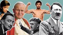 El Papa, Hitler y Dalí tienen algo en común