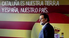 Rajoy sobre Cataluña: «Es tiempo de reconstruir puentes y sellar grietas»