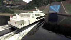 Así será el primer túnel del mundo para barcos de gran calado