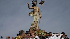 La Semana Santa barbanzana en imágenes