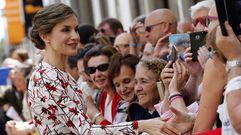 Los comentados looks de la reina Letizia en su viaje a Canarias