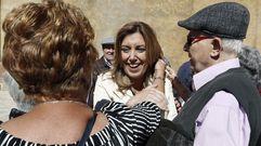 Susana Díaz no pedirá el apoyo a Patxi López para ir contra Sánchez ni al revés