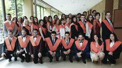 Nueva hornada de graduados en ADE
