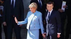 ¿Por qué se habla tanto de la edad de la primera dama francesa?