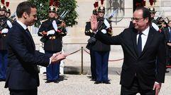 El adiós de Hollande
