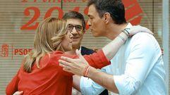 En directo, el debate entre Susana Díaz, Pedro Sánchez y Patxi López
