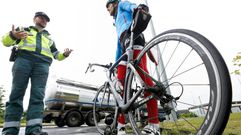 Lo que podría hacer Tráfico para reducir las muertes de ciclistas