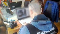 Detenido en Chantada por pornografía infantil