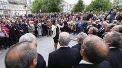 Música coral arredor das letras galegas