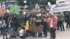 Pública y concertada cercan a la Consejería de Educación