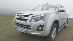 Isuzu D-MAX, la «pick-up» más dura