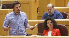 Espinar a Rajoy: «En corrupción es usted como Atila, por donde pasa no crece la hierba»