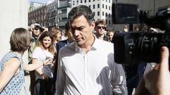Pedro Sánchez vuelve al Congreso