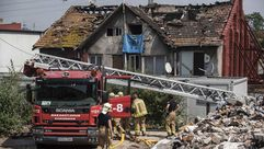 Cuatro fallecidos en un incendio en un edificio de viviendas en Bilbao