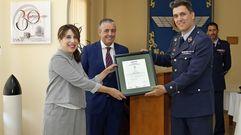 El EVA 10 recibe el certificado de calidad ISO 14001 de AENOR