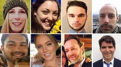 La policía eleva a ocho las víctimas mortales del atentado de Londres
