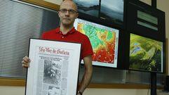 «La nevada del 87 se puede repetir, pero con el cambio climático es más difícil»