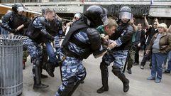 Manifestaciones en Rusia contra la corrupción