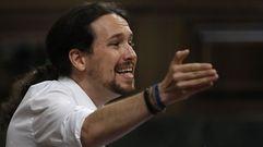 Iglesias, a Rivera: «Para afiliarse al PP en 2002 hay que ser bastante facha»