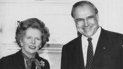 Helmut Kohl, su vida en imágenes