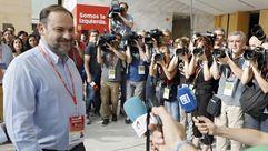 Los retos del «nuevo PSOE»