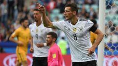 Resumen: Australia 2 - Alemania 3