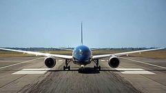 A 50 grados los aviones no vuelan