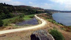 El lago de As Pontes, flamante escenario deportivo