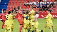 Penaltis para decidir al ganador del CDLu Cup