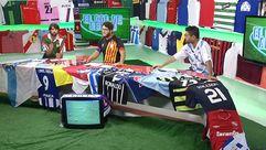 «El Gol de Abreu» recuerda a la selección gallega de fútbol
