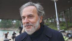 José Coronado: «De Galicia me gusta hasta el clima»