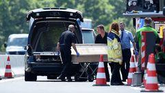 Trágico accidente de autobús en Alemania