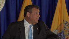 El gobernador de Nueva Jersey, «cazado» en una playa que había cerrado al público