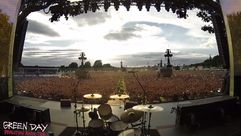 Así cantan 65.000 fans de Green Day el «Bohemian Rhapsody» de Queen