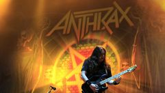 Concierto de Anthrax en el Resu