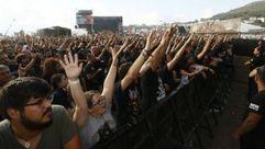 El Resurrection Fest arrancó con más fuerza que nunca