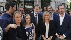 El PP rinde homenaje a Miguel Ángel Blanco