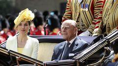 La visita de los reyes al Reino Unido, en imágenes