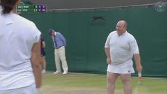 Esto es lo que pasa cuando un espectador reta a una tenista profesional